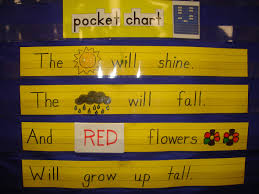 Make This For Pocket Chart Or Interactive Charts Love It