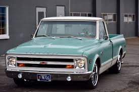1968 Chevy C10 - Used Chevrolet C-10 for sale in Medford, Oregon ...