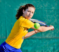 sun sailor girls tennis wayzata junior emily reisman had a 4 0 record at third singles during the section