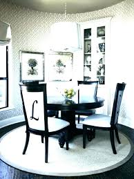 best carpet for dining room rugs rug under table on