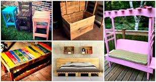 wood pallet furniture. 45 Easiest DIY Projects With Wood Pallets, You Can Build - Easy Pallet Ideas Wood Pallet Furniture E