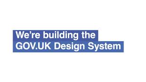 Gov Uk Design System