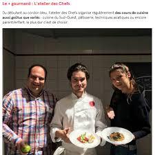 Latelier Le Plus Gourmand De Paris Latelier Des Chefs