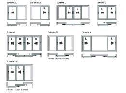 pocket door widths gorgeous standard patio door size best photos of sliding glass door dimensions standard