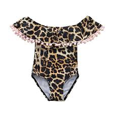 Clode for 0-3 Years Old, Fashion <b>Baby Girls Leopard</b> Print One ...