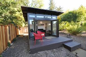 build home office. incredible prefab home office to build in your backyard impressive balcony of v