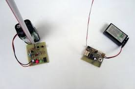 27 mhz transmitter receiver pair made 555 timers hackaday 27 mhz transmitter receiver pair made 555 timers