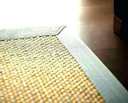 custom rug pad pads target runner rugs outdoor home depot