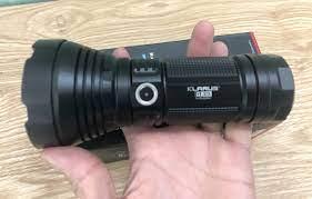 Đèn pin siêu sáng Klarus G35 độ sáng 2000 lumen chiếu xa 1000m