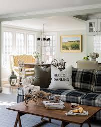 Plaid Home Décor For Everyone - Home fashion interiors