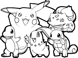 pokemon coloring pages pikachu coloring pages color pages printable coloring pages coloring pages black and white