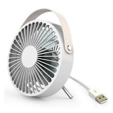 electric fan base moving head mini fan dumb bedroom small fan student office desk fan at