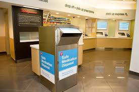 walgreens safe medication disposal kiosks now available at nearly full size