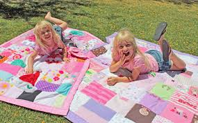 baby clothes quilts memory quilts