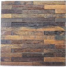 natural wood mosaic tile rustic wood wall tiles nwmt010 kitchen backsplash wood panel interlocking wood pattern