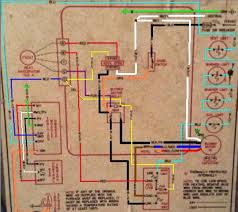 wiring diagram for goodman air handler the wiring diagram air handler blower motor is intermittent and acting weird wiring diagram