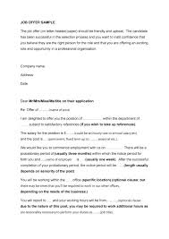 Example Of Counter Offer Counter Offer Job Letter Samples Salary Negotiation Examples