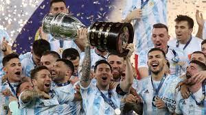 Copa America'da şampiyon Arjantin: Brezilya'yı 1-0 yenerek kupanın sahibi  oldu - Sputnik Türkiye