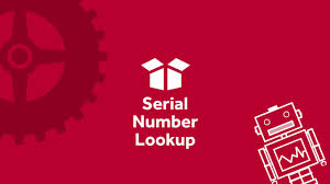 Serial Number Lookup Parts Town