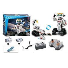 """<b>Конструктор CADA TECHNIC</b> """"<b>Робот</b> с двумя моторами и ..."""