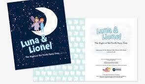 Children S Book Graphic Design Luna And Lionel Childrens Book Erin Sanders Graphic