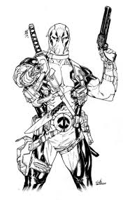 Deadpool Jan16th2017 By Spiderguile On Deviantart