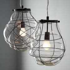 pendant light fixtures blown glass. Suzie: Lighting - Organic Blown Glass Pendant | West Elm Organic, Blown, Glass, For The Home Pinterest Pendants, And Lights Light Fixtures D