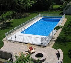 Inground pools Semi Kayak Inground Pool Options Gopher Pools Kayak Inground Pool