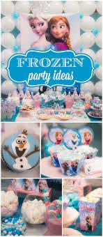 Frozen (Disney) / Birthday