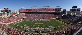 Raymond James Stadium Seating Chart Outback Bowl Raymond James Stadium Seating Chart Seatgeek
