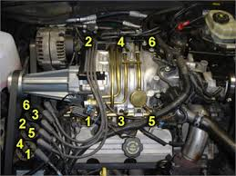 solved what is the firing order of a 1998 pontiac fixya 2001 pontiac cowl pack not fireing