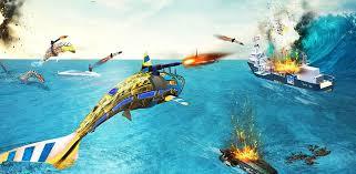robot dolphin transform submarine army robot game