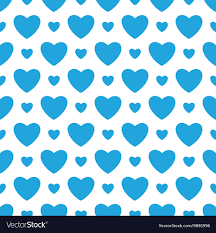 blue heart background. Contemporary Blue White Background With Blue Hearts Vector Image For Blue Heart Background