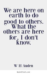Do Good Quotes New Do Good To Others Quotes