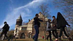what every ivy league college is looking for in its admission princeton cares about inequality