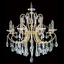 12 light 30 asfour lead crystal 24ct gold plated orleans style crystal chandelier