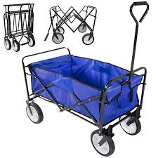 picture of folding wagon ping cart