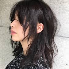 梨花の髪型についてマッシュウルフとは 髪型 ロング ウルフカット