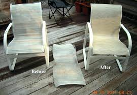 webbed patio chairs patio furniture replacement slings in new jersey with throughout beautiful lawn chair webbing