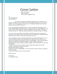 Architect Cover Letterhow To Write A Successful Cover Letter Beauteous Amit Resume DOTNET