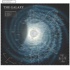 Star Wars Map A Close Up Look At A Galaxy Far Far Away