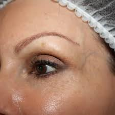 photo of permanent make up by heather white west vancouver bc canada