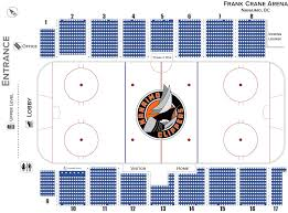 Kings Arena Seating Chart Powell River Kings Vs Clippers