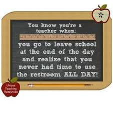 Funny quotes about teachers on Pinterest | Funny Teacher Quotes ... via Relatably.com