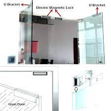 mag door locks locks for glass doors mag locks for glass doors u bracket for electric mag door locks door mag locks em