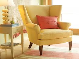 Orange And Yellow Living Room Yellow Living Room Chairs Zampco