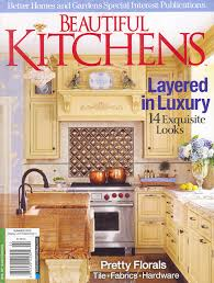 Better Homes And Gardens Kitchens Better Homes And Gardens Beautiful Kitchens Summer 2010 Stone