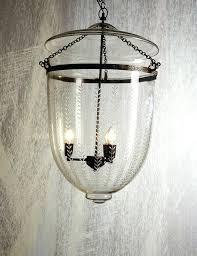 limited stock ships immediately bell jar lantern chandelier cobalt 3 light pendant leaf cut glass large medium semi flush bell jar
