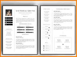 2 Page Resume Template Coverletter Template. Best Photos Of Two