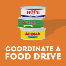 Food Drive Posters Annual Food Drive Day